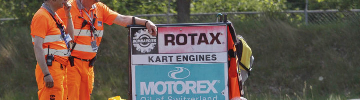 Dutch Rotax Max Challenge 6 Spa-Francorchamps 23-09-2012